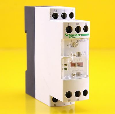 Schneider / Telemecanique RM4LA32MW Liquid Level Control Relay Zelio - 033453