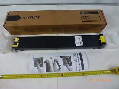 Katun 39092 Toner Yellow Suits Sharp MX-2300N to MX4500N and others - New
