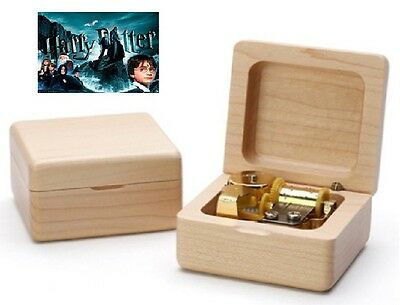 Beech Wood Wind Up  Music Box ♫ Harry Potter Hedwigs Theme ♫
