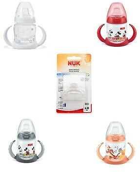Nuk First Choice Learner Transition Cup - 4 Great Designs