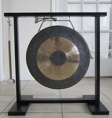"""Gong (for concert or ceremony) -  40cm (approx. 16"""") in diametre"""