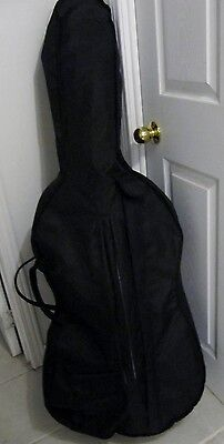 Soft Case (carrying bag) for Cello, padded, very sturdy 4/4 or 3/4 sizes