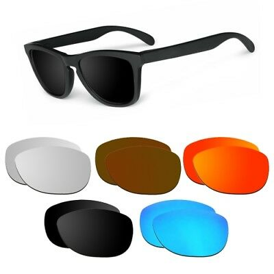 Optico Replacement Polarized Lenses for Oakley Frogskin Sunglasses Sport Fashion