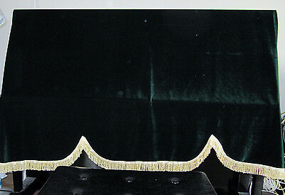 Piano cover - beautiful velvet. Suitable for all types of upright  pianos