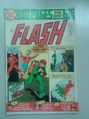 THE FLASH # 229 (DC, 1974) – 100 pages
