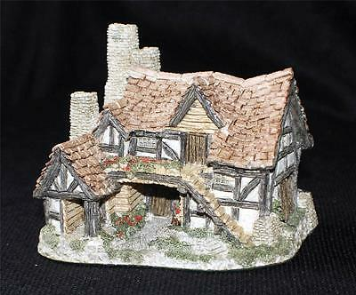 Vintage DAVID WINTER Hand Made Great Britain THE BOTHY Cottage