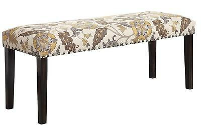 Matisse Upholstered Dining Bench with Nailhead Trim by Coaster 100563