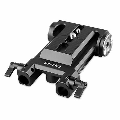 SmallRig Sony PXW-FS5 Camcorder Baseplate with 2 Standard ARRI Rosette Mounts