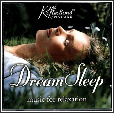Dream Sleep CD,BETTER SLEEP Meditation, Massage,Relaxation Music CD, New Age