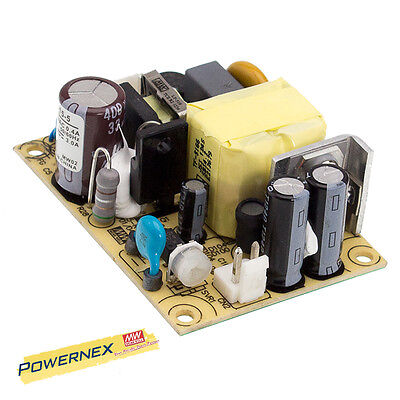 MEAN WELL [PowerNex] NEW EPS-15-5 5V 3A 15W Single Output Power Supply