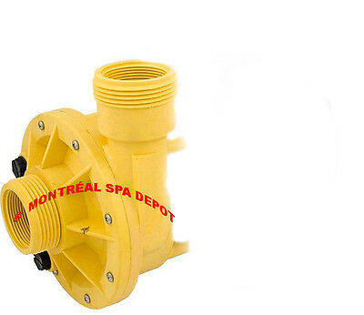Spa & hot tub Waterway Iron Might pump WET-END complete assembly 1/8HP 310-1000
