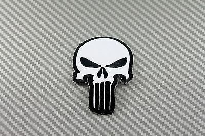 Embroidered Patch Iron Sew skull USA PUNISHER Devil U.S ARMY MILITARY TACTICAL 5