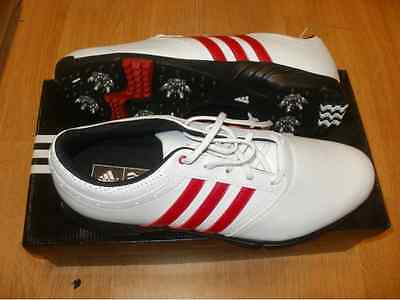 Chaussures golf Adidas golflite 5 WD taille 45 1/3 UK 10/12 wide neuf