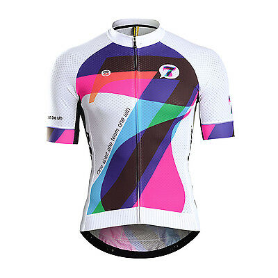 Monton 2016 Mens Short Sleeve Cycling Jersey Blazers Sention Bicycle Top