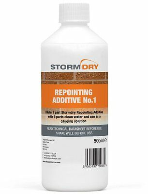 Stormdry Repointing Additive No 1 500ml