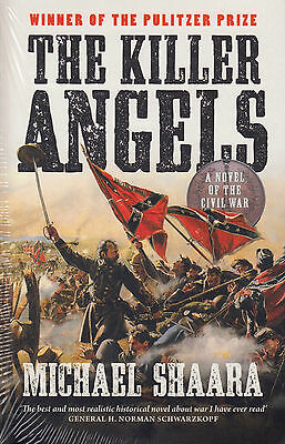 The Killer Angels BRAND NEW BOOK by Michael Shaara (Paperback, 2013)