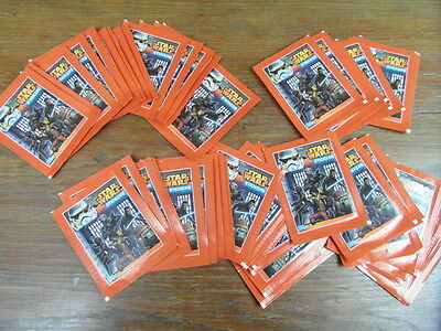 genre PANINI : STAR WARS REBELS TOPPS 50 Pochettes Packets stickers