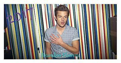 Brandon Flowers 2017 Desktop Calendar *ONLY £5.99*