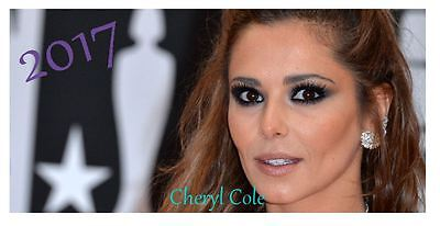 Cheryl Cole 2017 Desktop Calendar *ONLY £5.99*