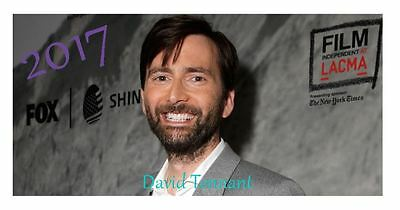 David Tennant 2017 Desktop Calendar *ONLY £5.99*