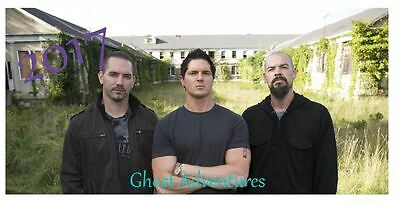 Ghost Adventures 2017 Desktop Calendar *ONLY £5.99*
