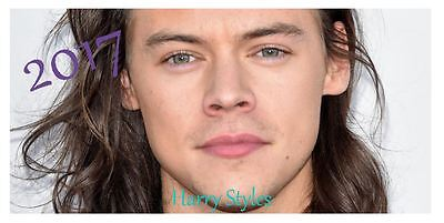 Harry Styles 2017 Desktop Calendar *ONLY £5.99*