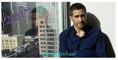 Jake Gyllenhaal 2017 Desktop Calendar *ONLY £5.99*