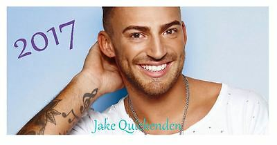 Jake Quickenden 2017 Desktop Calendar *ONLY £5.99*
