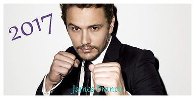 James Franco 2017 Desktop Calendar *ONLY £5.99*