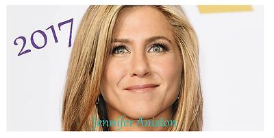 Jennifer Aniston 2017 Desktop Calendar *ONLY £5.99*