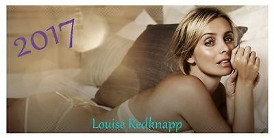 Louise Redknapp 2017 Desktop Calendar *ONLY £5.99*