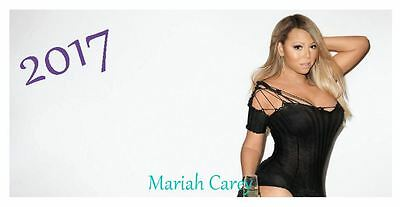 Mariah Carey 2017 Desktop Calendar *ONLY £5.99*