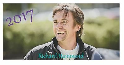 Richard Hammond 2017 Desktop Calendar *ONLY £5.99*