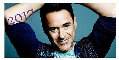 Robert Downey Jr 2017 Desktop Calendar *ONLY £5.99*