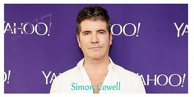Simon Cowell 2017 Desktop Calendar *ONLY £5.99*