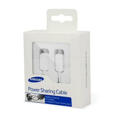 Samsung Power Sharing Cable - White