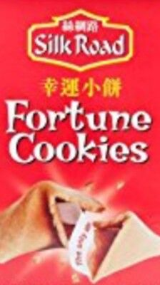 2kg 275 Silk Road FORTUNE COOKIES INDIVIDUALLY WRAPPED, restaurant Chinese