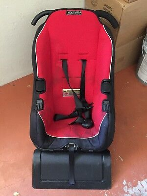 Sit and Stroll Stroller Used Lilly Gold Red And Black