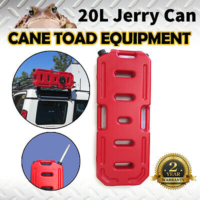 20L Jerry Can Fuel Container Heavy Duty Spare Container