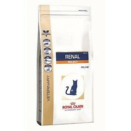 Royal Canin Veterinary Diet Cat Renal Select 4 kg
