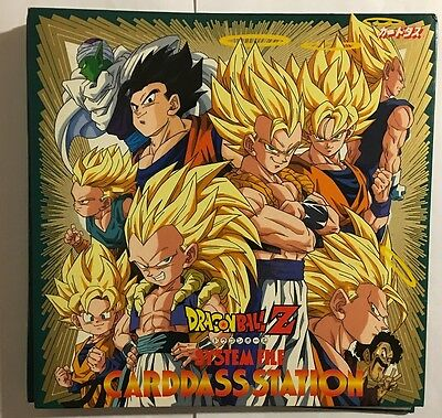 Classeur Dragon Ball Z Carddass Station System File - 3