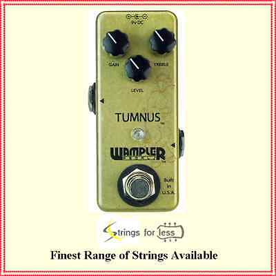 Wampler Tumnus Overdrive/Boost Guitar effects Pedal