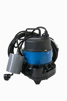 EP0511AC Goulds 1/2 HP 115V Submersible Waste Water Effluent Pump