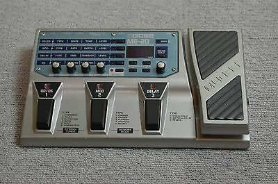 BOSS ME-20 Guitar Multiple Effects Pedal Board ME20
