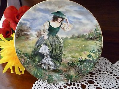 Royal Doulton BUTTERCUP   Plate 1989  MADE IN ENGLAND