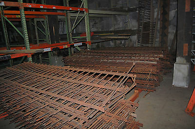 "ANTIQUE VICTORIAN WROUGHT  IRON HI-LOW  42"" tHIGH FENCE 175 FEET AVAILABLE"