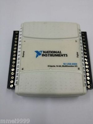 1 PCS Tested Used National Instruments NI USB 6009