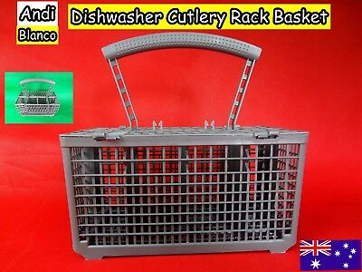 Blanco Dishwasher Spare Parts Cutlery Rack Basket Replacement Grey (J41) Used