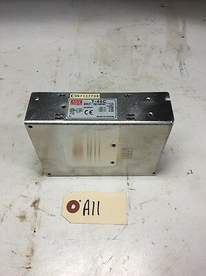 Mean Well Power Supply T-40C 100-240VAC  *Fast Shipping*