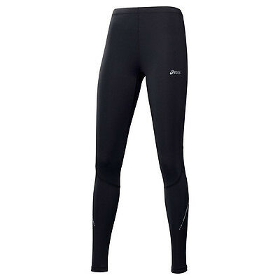 ASICS Womens Ladies Running Tight Legging Black